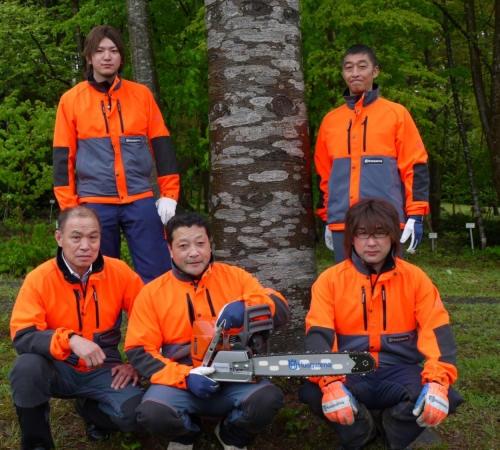 Японская команда перед ЧМ-2010